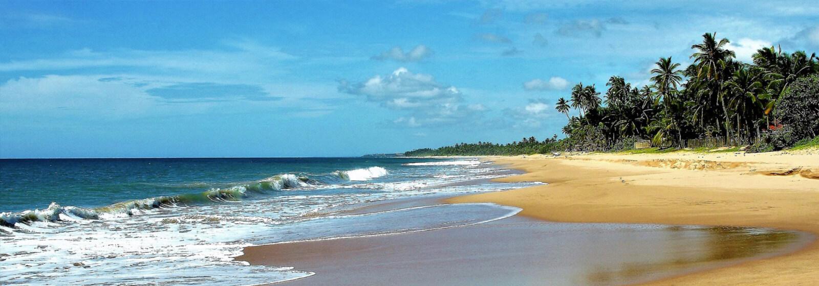 Beach Scene image slide